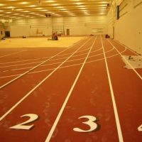 Central HS Fieldhouse Sportwood Ultra Pulastic